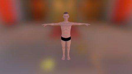 Teen 3D Model