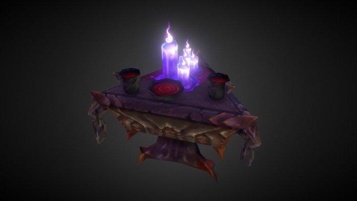 Blud Tea Party - Tea Party Challenge 3D Model