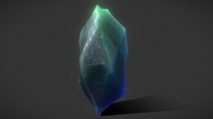 Magic Stone 3D Model