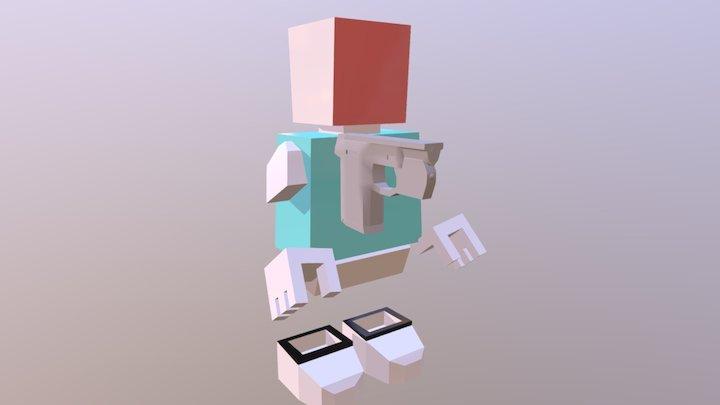 CPX3 3D Model