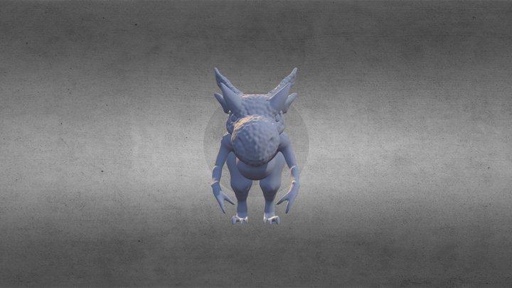 Dragosaur 3D Model