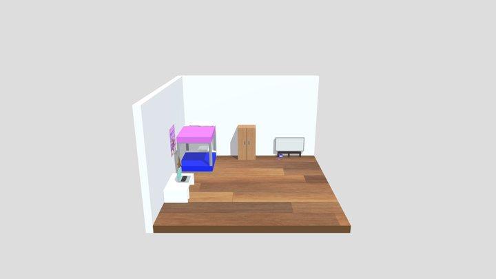Natalie Apartment 3D Model