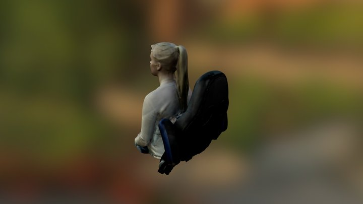Mel Model 3D Model