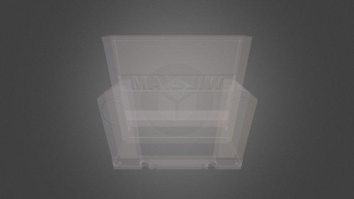iphone_speaker 3D Model