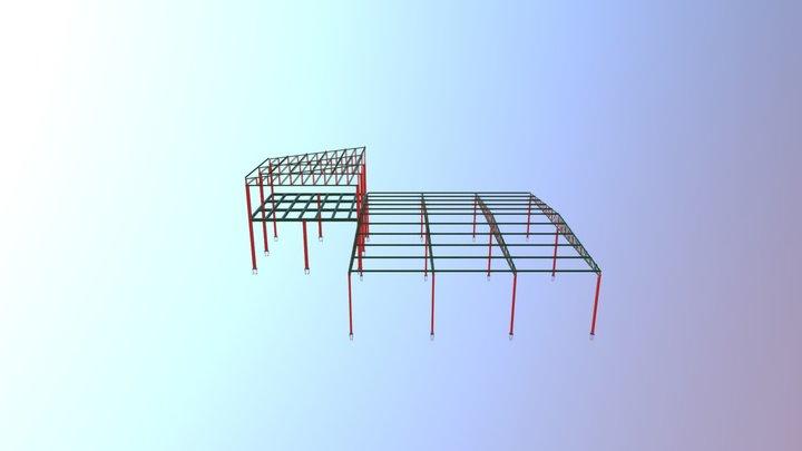 MME Ulisses Cruz 3D Model