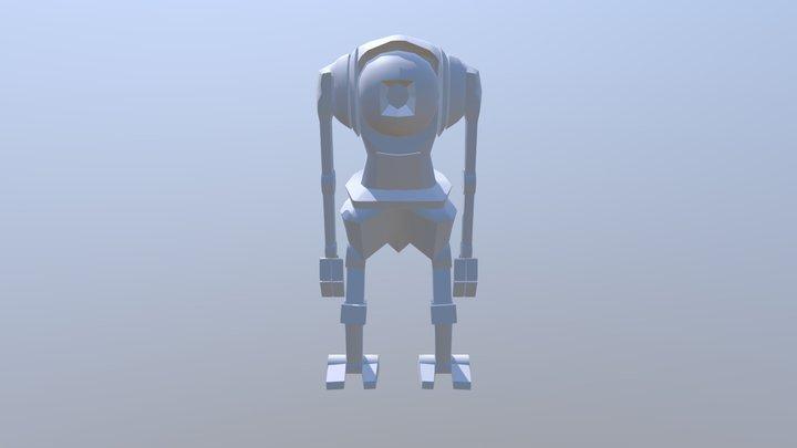 Robot WIP_p1 3D Model
