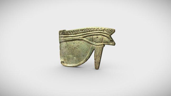 Oeil d'Horus, 84.9.122 3D Model