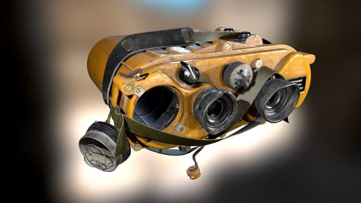 LPR-1 Rangefinder 3D Model