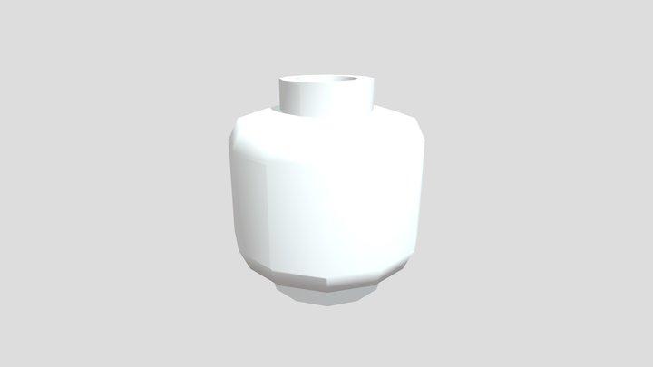 HEAD 01 PC 3D Model