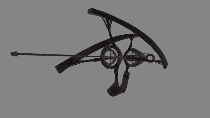 Avalon - Passengers 3D Model