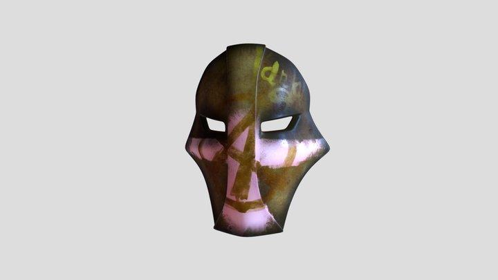 Mernium Mask 3D Model