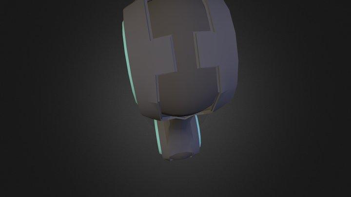 TronBike.004 3D Model