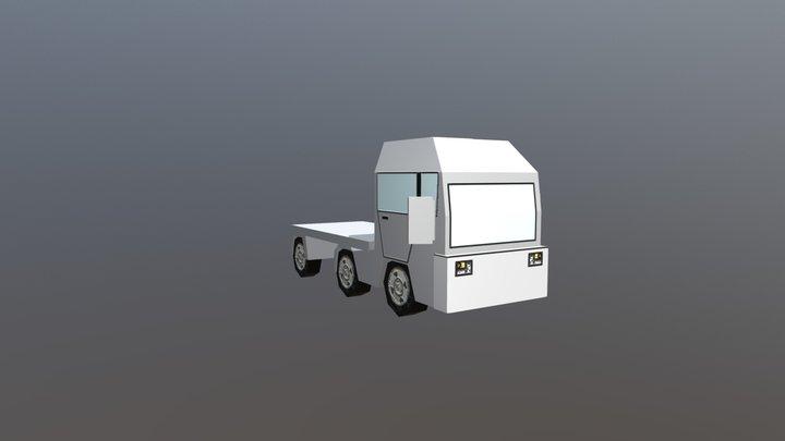 Caminhão 3D Model