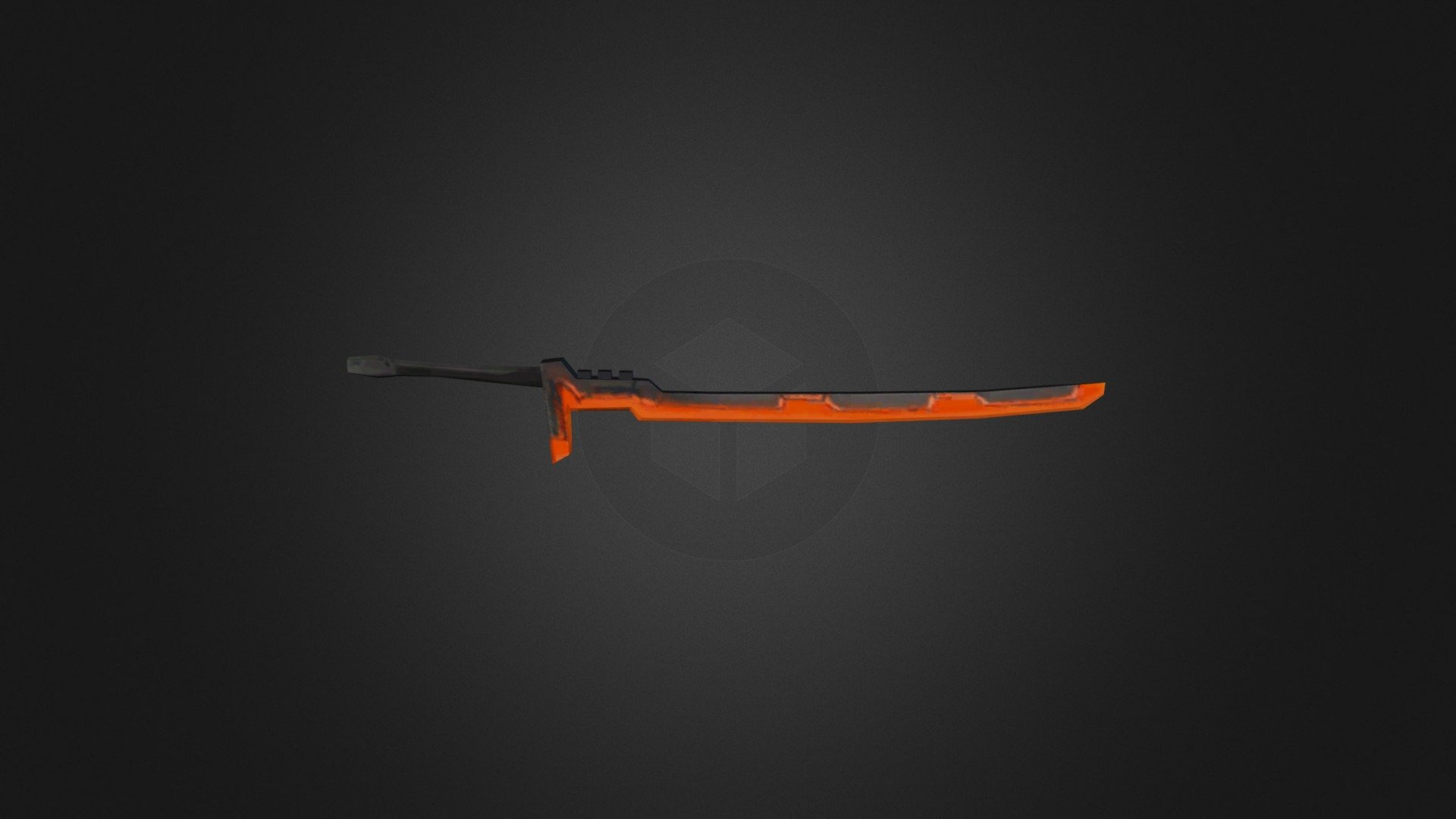 Project Yasuo Sword 3d Model By Weso4thewin At Weso4thewin
