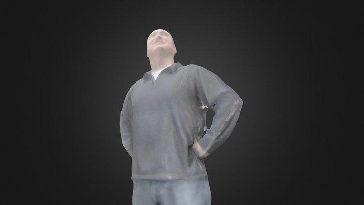 raf 3D Model