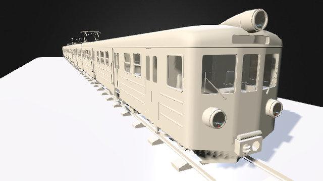 En 71 3D Model