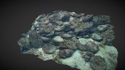 Quern-stone - Rønsetklubben - Hyllestad 3D Model