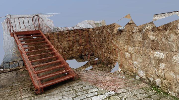 Uğur Tanyeli Merdiveni 3D Model