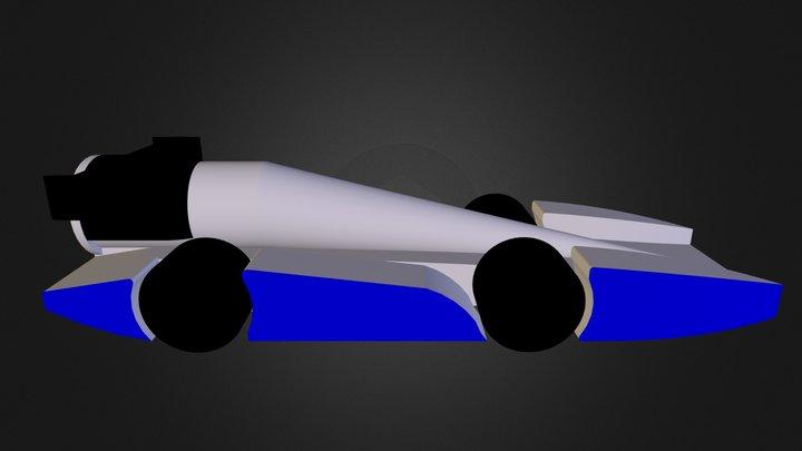 Nacional 2013 3D Model