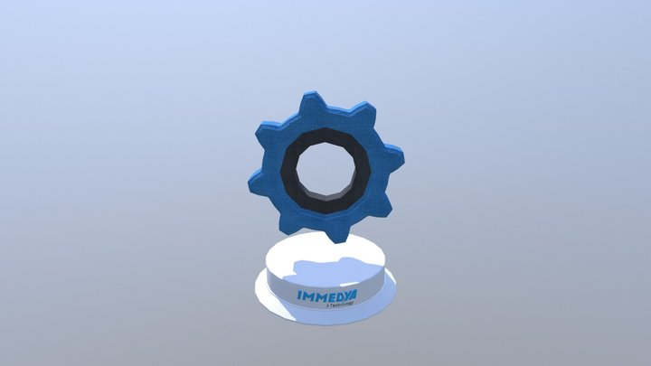 Immedya-Technology 3D Model