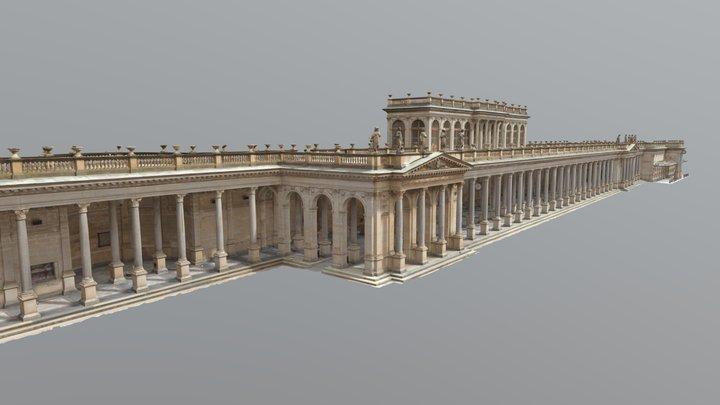 Mlynska kolonada 2019 3D Model