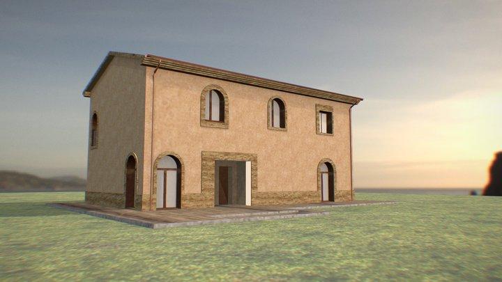 Moreno casa nuova 3D Model