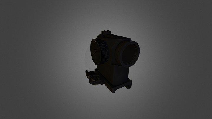 LOW_POLY_T1_TRI 3D Model