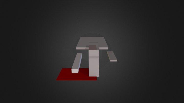 111 3D Model