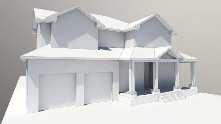 Edenhurst V2 3D Model