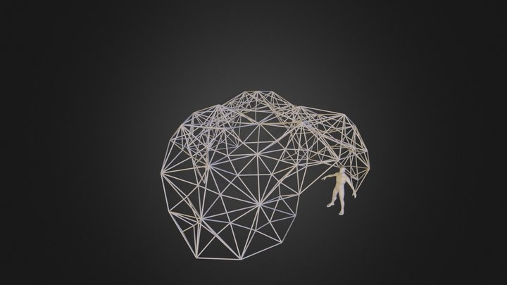 torus_with_person.obj 3D Model