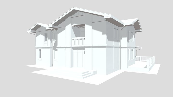 Королев 4_1 3D Model