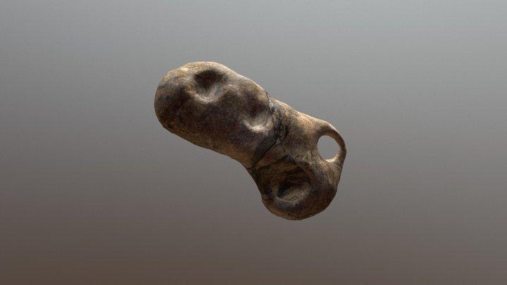 asteroid 3D Model