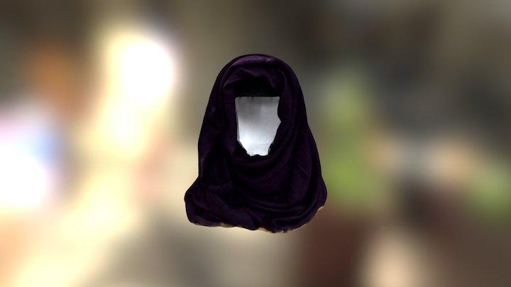 Hijab 3 3D Model