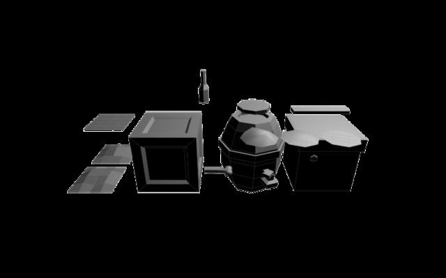 No edit's modular. 3D Model