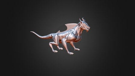 Veteran Silithar 3D Model