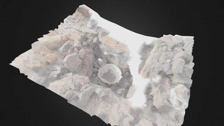 Tacita 3D Model