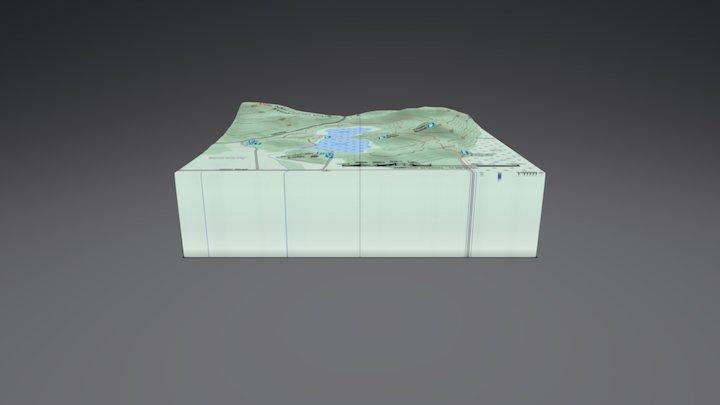 Minnekhada 3D Model