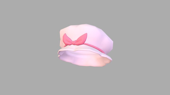 Baby Hat 3D Model