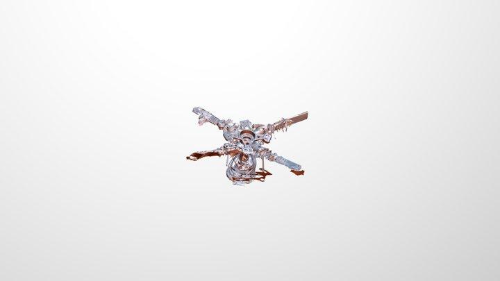 Super 61 Rotor from Black Hawk 3D Model