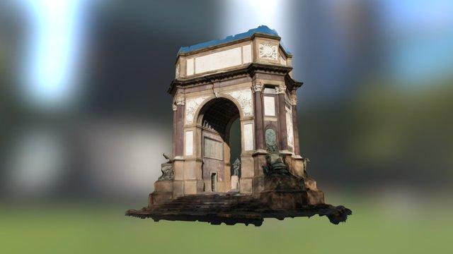 Arco Valentino 3D Model