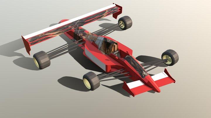 Formula Rpc2 3D Model