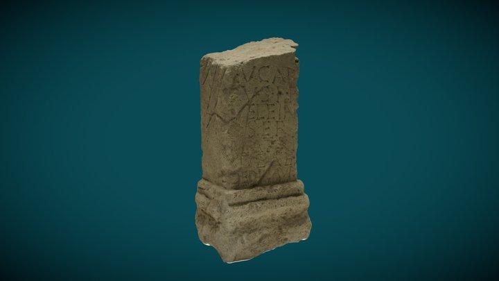 Ara de Eucarpus a Mater Dea 3D Model