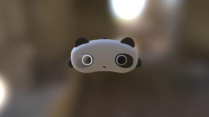 Tare Panda 3D Model
