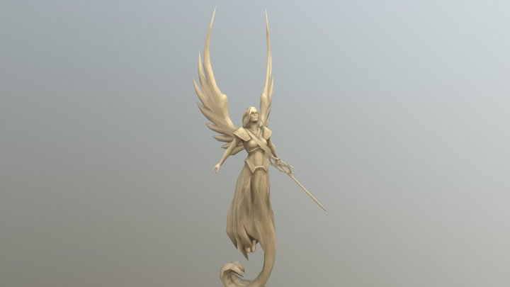 The Altar of Light (Heroes of Might and Magic V) 3D Model