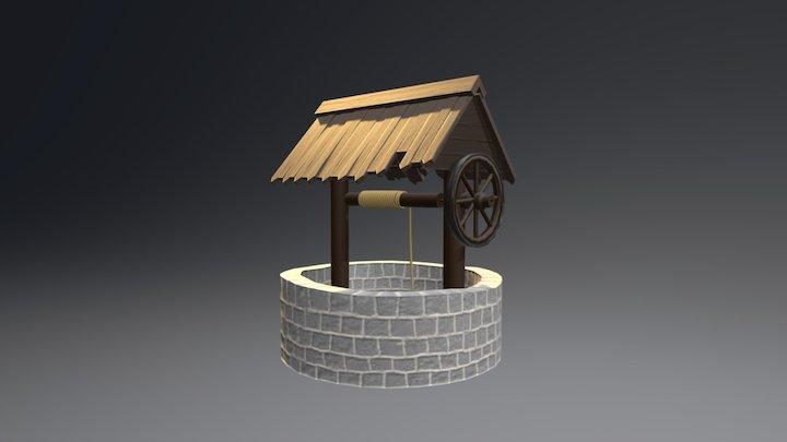 Rodriquez_Josie_GP2_Milestone 2 3D Model
