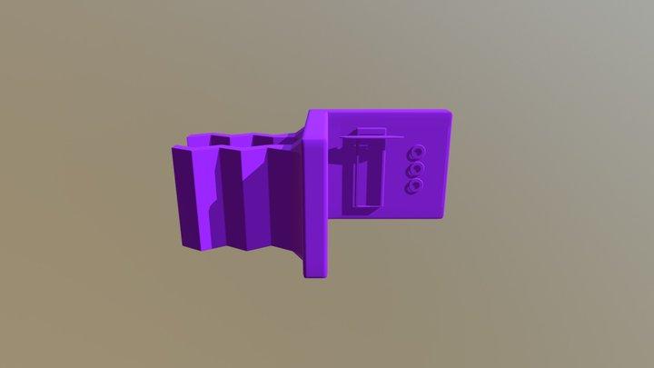 Hybrid(Low) 3D Model