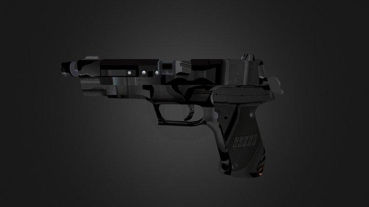 U S P 3D Model