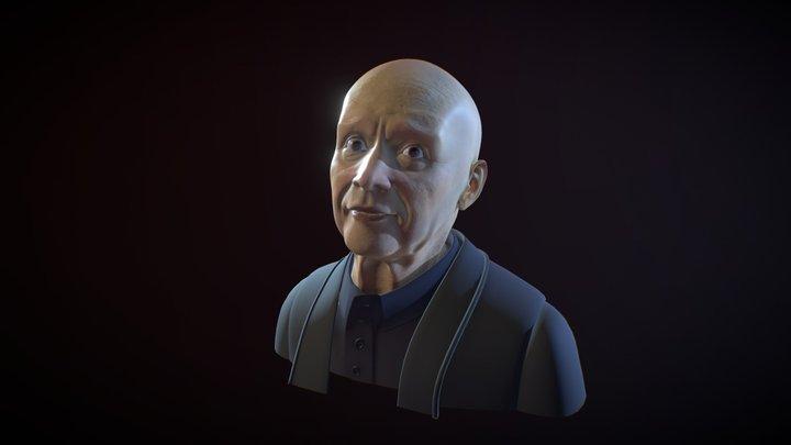 Dario 3D Model