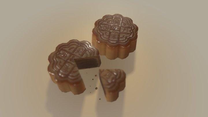 Mooncakes 3D Model