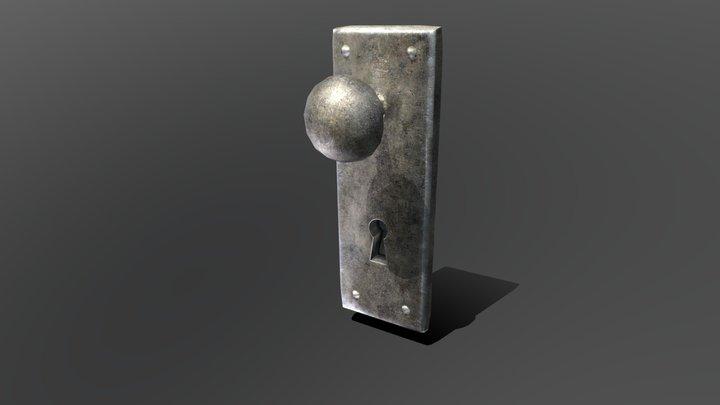 Doorhandle 3D Model